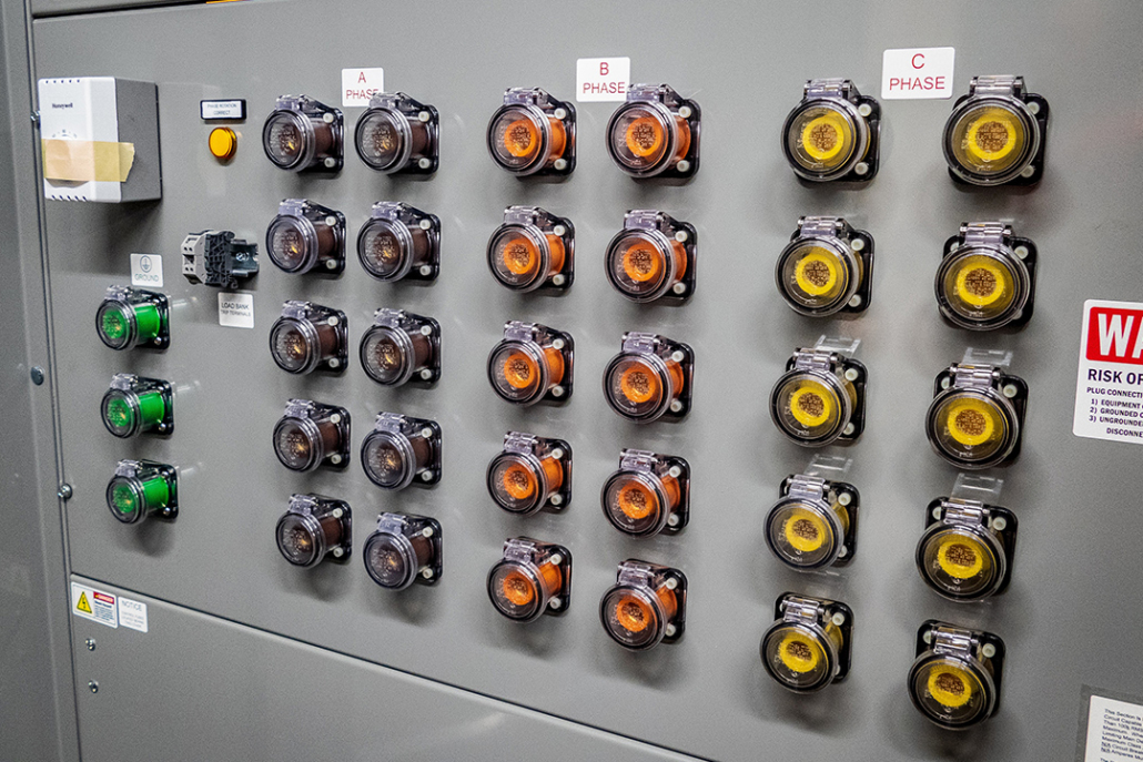 Generator Connection Cabinets